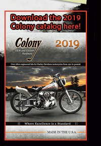 Colony Catalog 2018